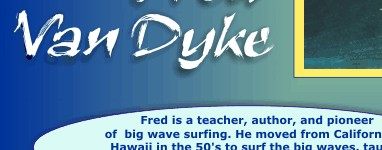 Fred Van Dyke author, teacher Punahou School